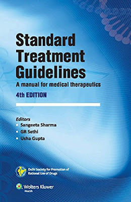 Standard Treatment Guidelines - 4th Edition pdf free download