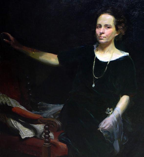 Portrait of Miss Gray, International Art Gallery, Self Portrait, Art Gallery, Douglas Stannus, Portraits of Painters, Fine arts, Self-Portraits, Painter Douglas Stannus