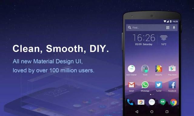 Aplikasi Launcher Android Terbaik yang Bisa Anda Gunakan 5 Aplikasi Launcher Android Terbaik yang Bisa Anda Gunakan