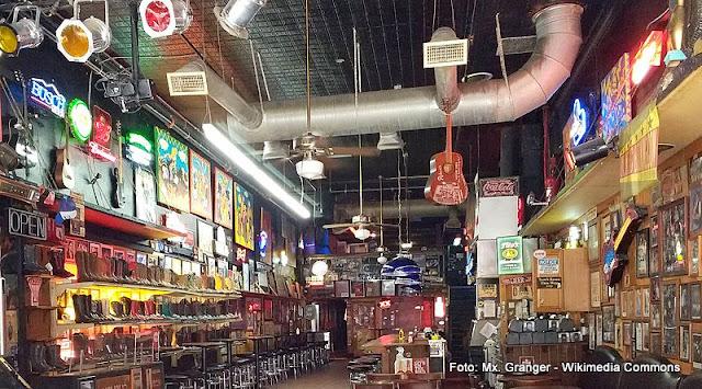 casa de música country em Nashville: Robert's Western World