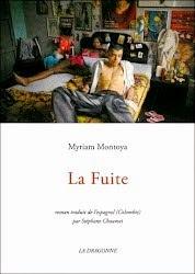 LA FUITE (roman) EDITIONS LA DRAGONNE