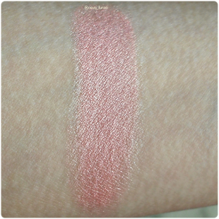 Melkior Blush Powder - Rose Glace - review - swatch