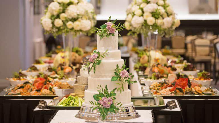 Catering pernikahan dan acara.