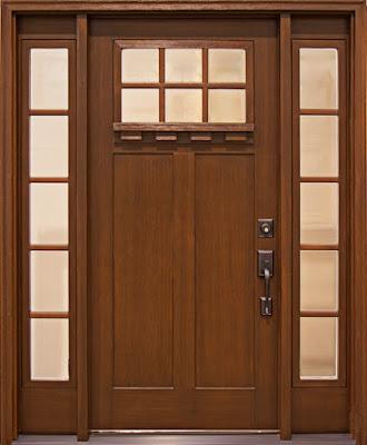 45 Desain Pintu Rumah Minimalis Paling Dicari