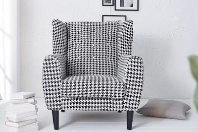designový nábytek Reaction, sedací nábytek, retro křesla