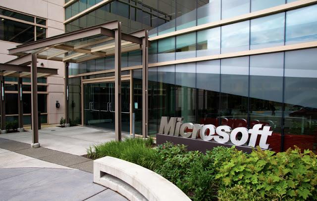 مقر مايكروسوفت