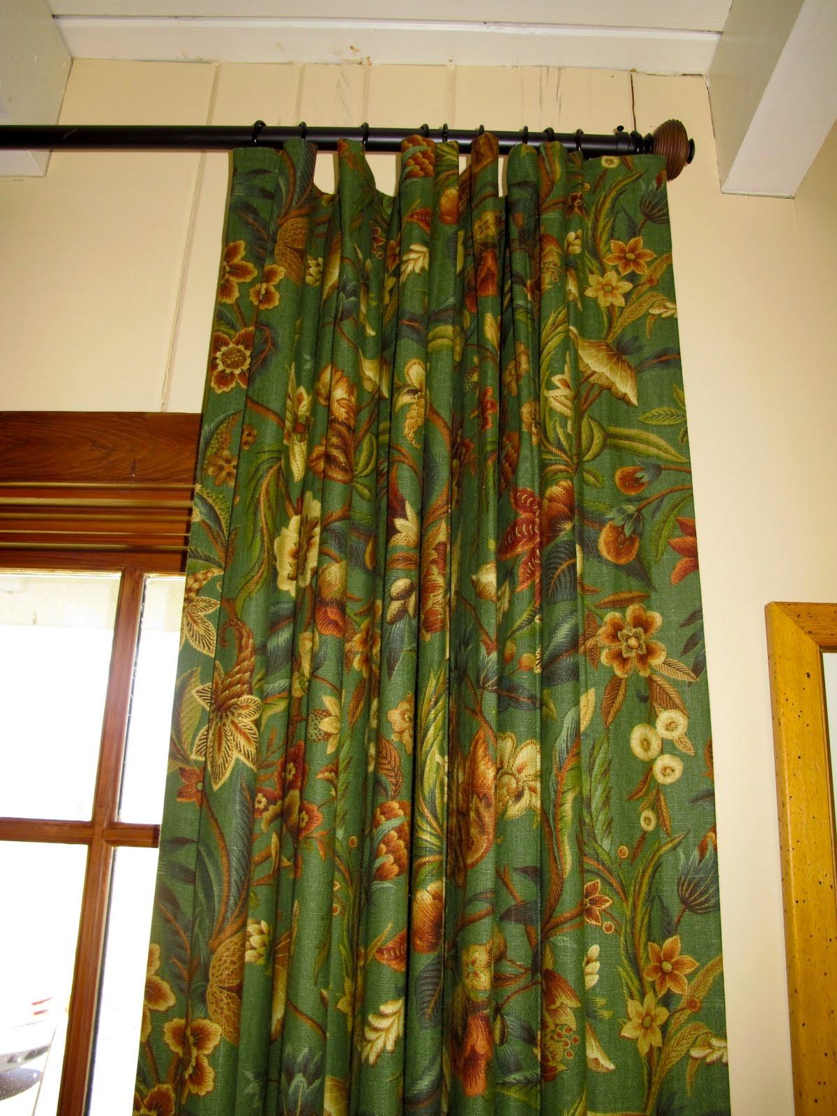 Sew Bee It Side Panels Timeless Window Treatments