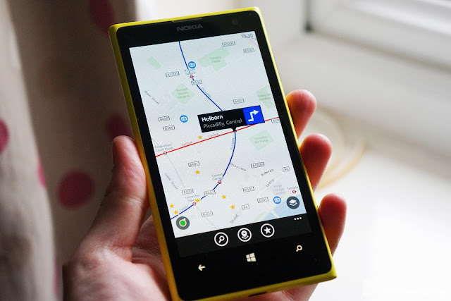 Offline Maps wp