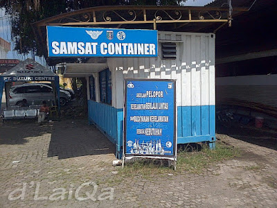 UPC Samsat, Golden Dragon, Bandar Lampung