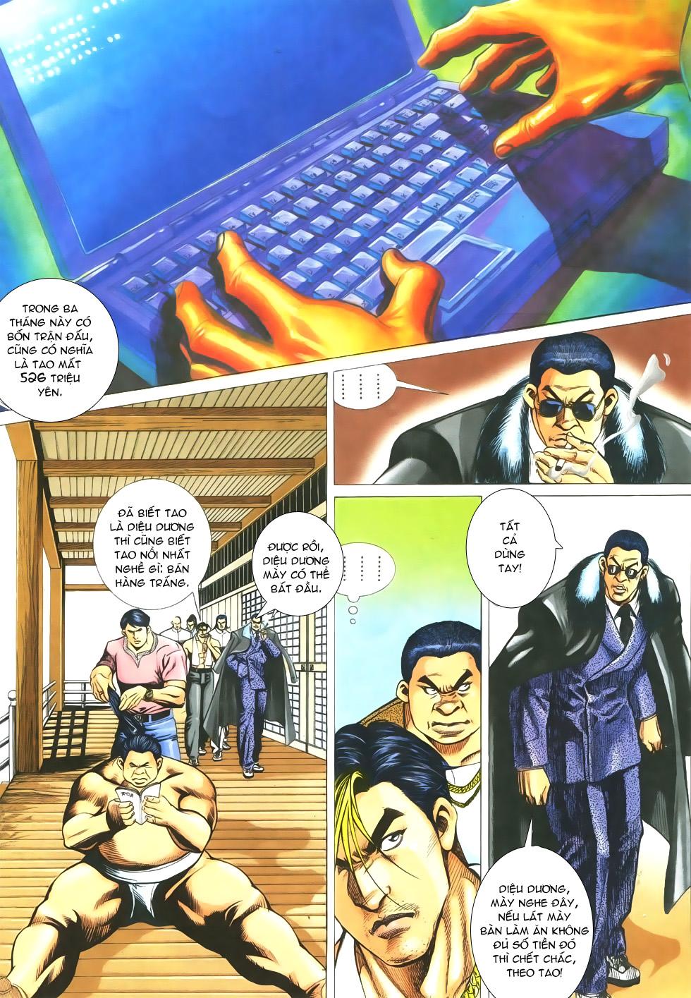 Người Trong Giang Hồ chapter 299 trang 20