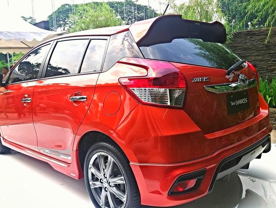 toyota all-new yaris