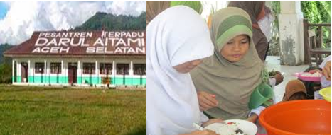 Konsep Pendidikan Dayah Terpadu
