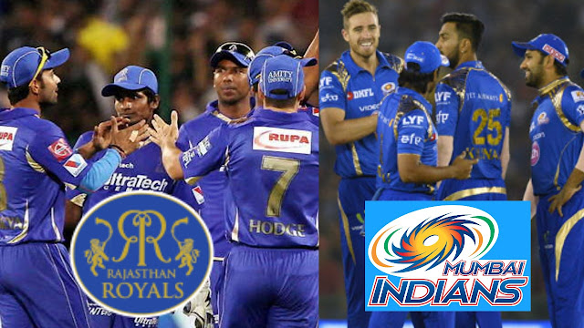 IPL 2018 | Mumbai Indians Vs Rajasthan Royals | Rajasthan Win By Three Wickets