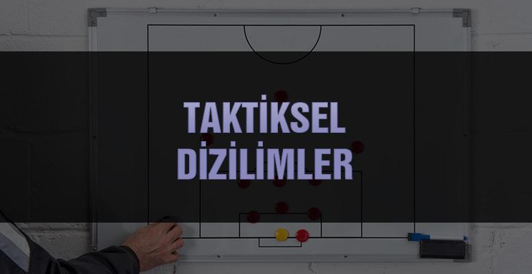 futbol taktiksel dizilim diziliş taktik fm football manager