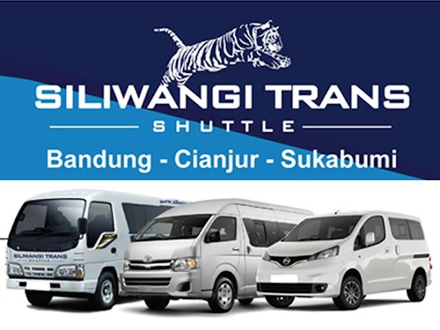 Jadwal, Harga Tiket, dan Call Center Siliwangi Trans Rute Bandung - Cianjur - Sukabumi