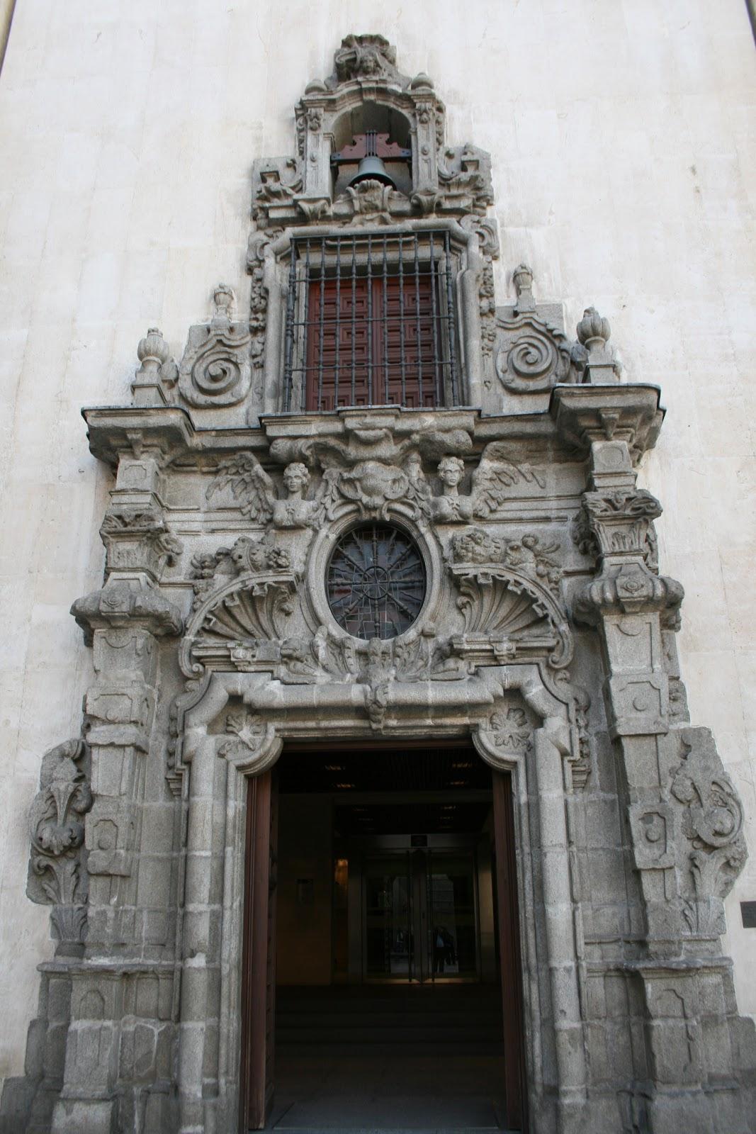 Maravillas ocultas de espa a madrid para madrile os y - Caja de arquitectos madrid ...