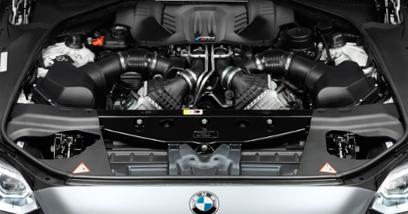 2017 BMW M6 Sedan Interior