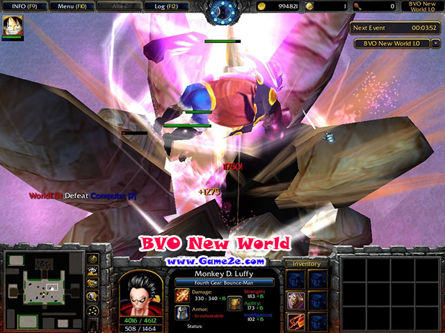 Roronoa Zoro: 100%. Www.game2f.com. Download BVO ...