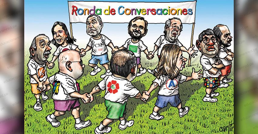 Carlincaturas Sábado 10 Agosto 2019 - La República
