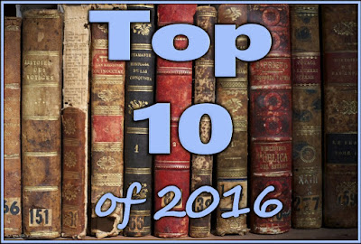 Top Ten Books of 2016 + An Epic Giveaway
