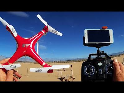 Spesifikasi Drone HT F801C - GudangDrone