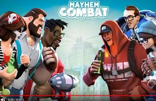 Mayhem Combat Mod Apk