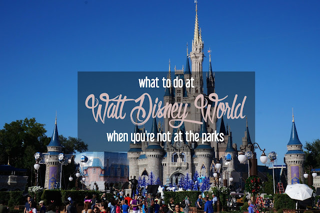 What to Do at Walt Disney World When You Aren't at the Parks | CosmosMariners.com