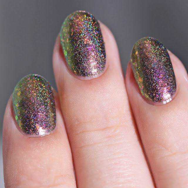 Lollipop Posse Lacquer The Hermit
