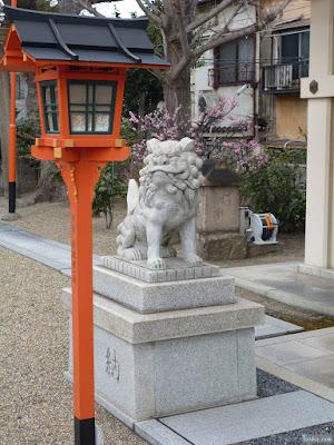 若宮社狛犬