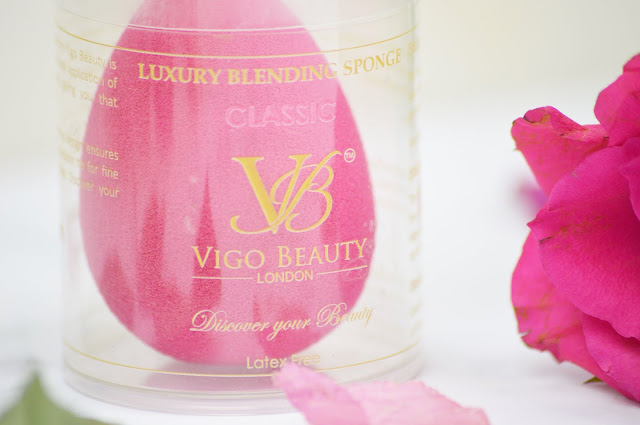 Vigo Beauty London Luxury Blender and Silky Sponge Review