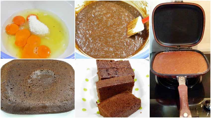 Resep Brownies Milo Super Praktis Menggunakan Happy Call