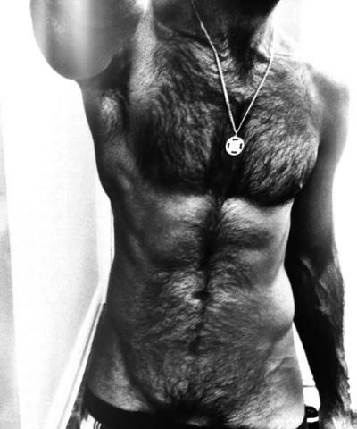 Hairy Bear Gay Black Men