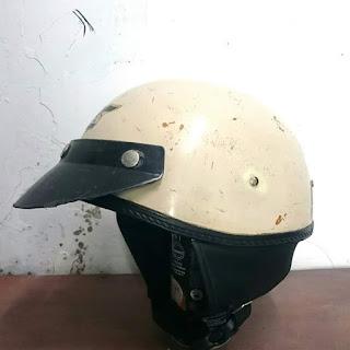 Forsale Vintage helmet ⚡ Helm Chips