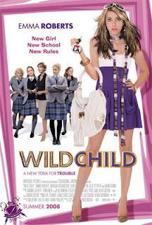 Wild Child 2008 Dual Audio Hindi 720p BluRay [850MB]