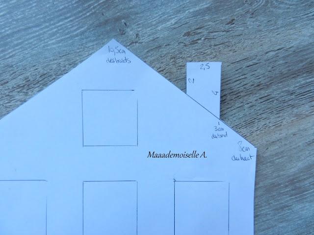 || Activité/DIY : Fabriquer et décorer une maison à rabats (L'art est un jeu d'enfant # 5)