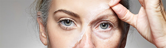 peau excedentaire autour yeux