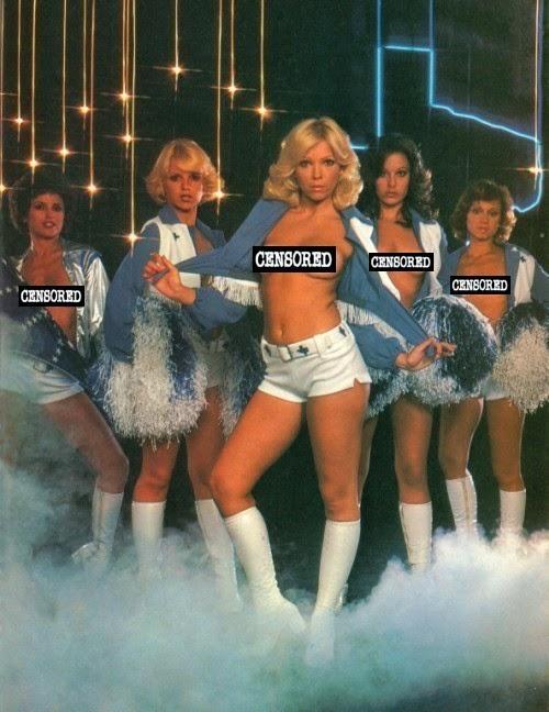 Bilder von nackten Dallas Cowboys Cheerleadern #4