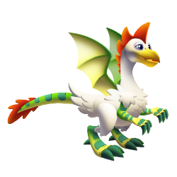 Chicken Dragon
