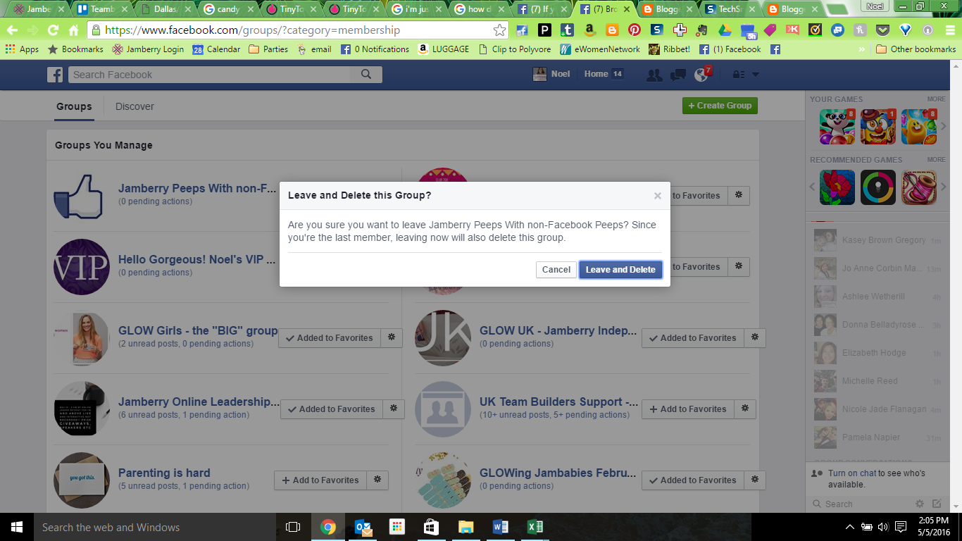 And It Needs To Be Deleted The Only Way To Do This Is To Remove Each How  To Delete My Facebook Account