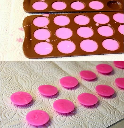 Macarons in Seifenform selber machen