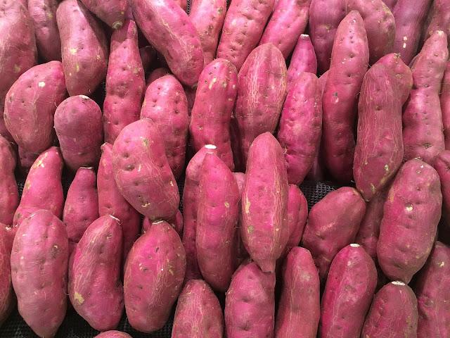 Sweet Potatoes. Eat so what. Smart Food blog by La Fonceur