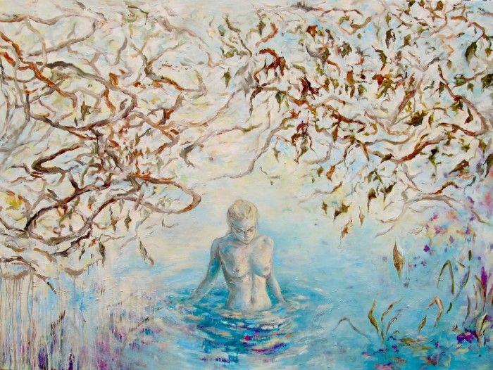 Сербский художник. Tijana Titin