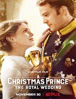 Un príncipe de Navidad: La boda real pelicula online