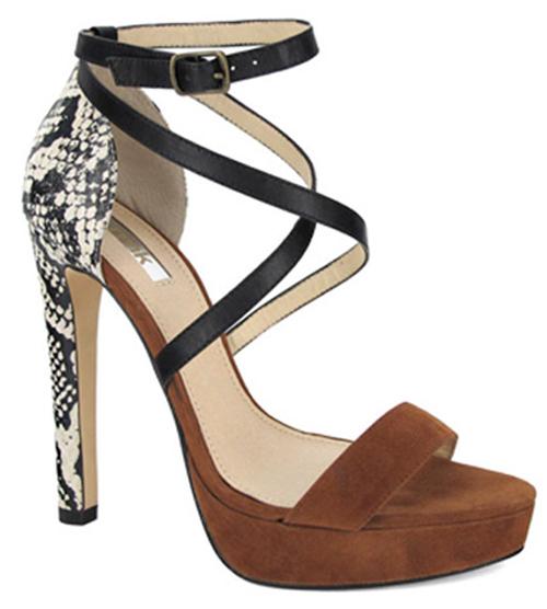 Rmk Black Slip On Shoes