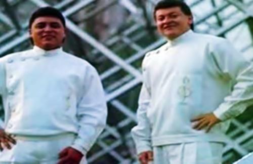Los Muchachos Del Vallenato - Huellas De Un Amor