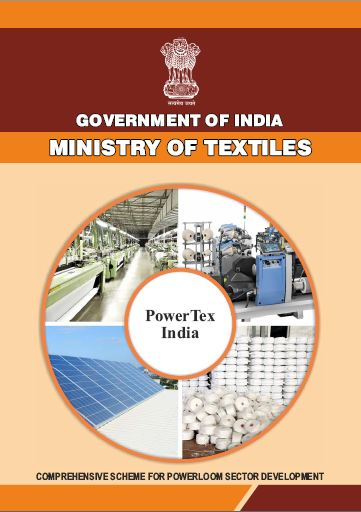 Union textiles minister launches powertex india business for Motor city credit union locations