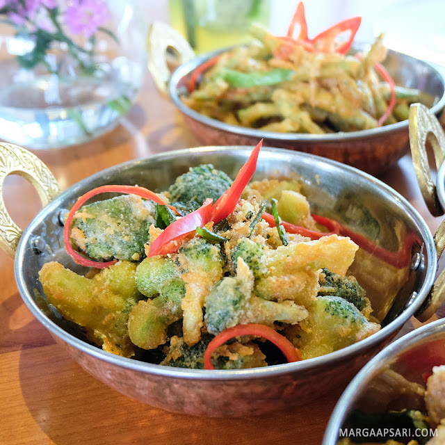 Brokoli Goreng Telur Asin Kila Kila by Akasya SCBD, Jakarta
