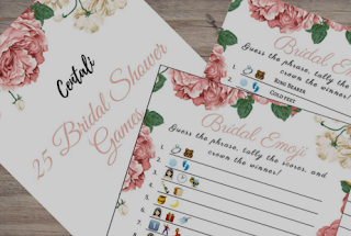 Bridal Shower Games and How to Match the Game to the Crowd