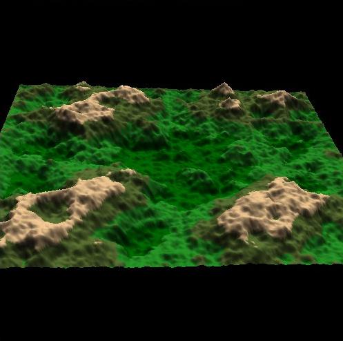Chris Webb: Procedural Terrain Generation - 3D