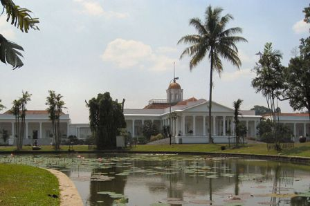 Istana Bogor, Jawa Barat